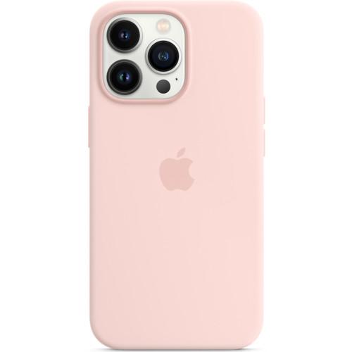 Аксессуары для смартфона Apple Чехол iPhone 13 Pro Silicone Case with MagSafe – Chalk Pink (MM2H3ZM/A)