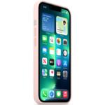 Аксессуары для смартфона Apple Чехол iPhone 13 Pro Silicone Case with MagSafe – Chalk Pink
