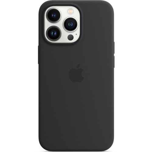 Аксессуары для смартфона Apple Чехол iPhone 13 Pro Silicone Case with MagSafe – Midnight (MM2K3ZM/A)