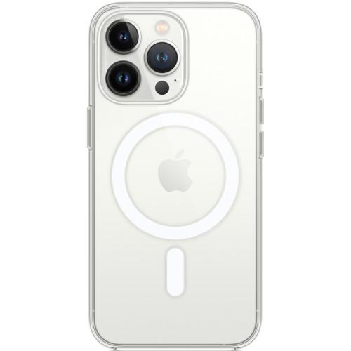 Аксессуары для смартфона Apple Чехол iPhone 13 Pro Clear Case with MagSafe (MM2Y3ZM/A)
