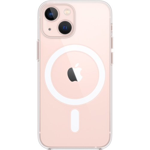 Аксессуары для смартфона Apple Чехол iPhone 13 mini Clear Case with MagSafe (MM2W3ZM/A)
