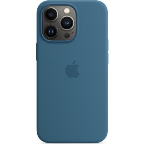 Аксессуары для смартфона Apple Чехол iPhone 13 Pro Silicone Case with MagSafe – Blue Jay (MM2G3ZM/A)