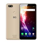 Смартфон BQ 5500L Advance LTE Золотой