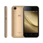 Смартфон BQ 4072 Strike Mini - Gold
