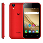 Смартфон BQ 4072 Strike Mini Red