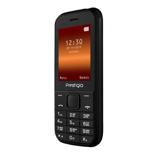Смартфон Prestigio Wize G1 - Black (PFP1243DUOBLACK)