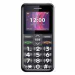 Мобильный телефон  Texet TM-101 - Black
