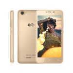 Смартфон BQ 5000G Velvet Easy - Gold