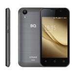 Смартфон BQ 4072 Strike Mini - Dark Grey