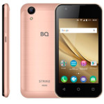 Смартфон BQ 4072 Strike Mini Rose Gold