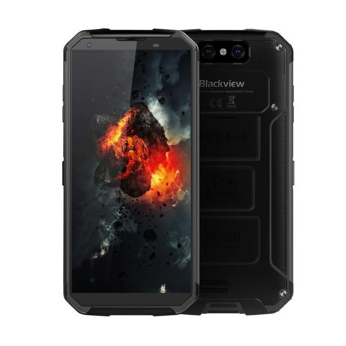 Смартфон Blackview BV9500 Black (BV9500BLACK)