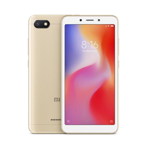 Смартфон Xiaomi redmi 6A (redmi 6A 2+16G EU gold)