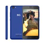 Смартфон BQ 5000G Velvet Easy Blue