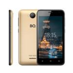 Смартфон BQ 4501G Fox Easy Золотой