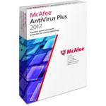 Антивирус McAfee AntiVirus 2012 (Mul-Lan V)