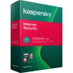 Антивирус Kaspersky Internet Security 2021 Box 2 пользователя 1 год продление