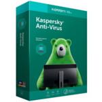 Антивирус Kaspersky Anti-Virus Kazakhstan Edition. 2021 Card  2-Desktop 1 year Renewal