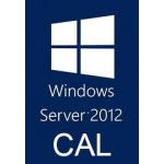 Операционная система Microsoft Windows Server CAL 2012 Russian 1pk DSP OEI 1 Clt User CAL