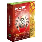 Антивирус Dr.Web Security Space  GOLD Лицензионный сертификат для 1 ПК на 3 года+ 3 месяца в подарок