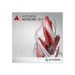 Графический пакет Autodesk AutoCAD 2016 Commercial New SLM