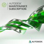 Графический пакет Autodesk AutoCAD Commercial Maintenance Subscription (1 year)