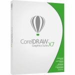 Графический пакет Corel DRAW Graphics Suite X7 DVD Box RU