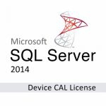 СУБД Microsoft SQLCAL 2014 SNGL OLP NL DvcCAL
