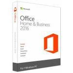 Офисный пакет Microsoft Office Home and Business 2016 32-bit/x64 Russian Kazakhstan Only DVD