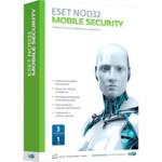 Антивирус Eset NOD32 Mobile Security 3 устройства 1 год