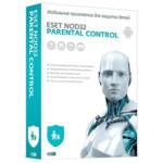 Антивирус Eset NOD32 Parental Control 1 год