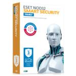 Антивирус Eset NOD32 Smart Security Family 1-3 KZ