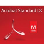 Графический пакет Adobe Acrobat Standard DC