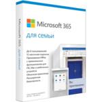 Офисный пакет Microsoft 365 Для семьи P2