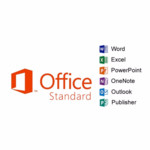Офисный пакет Microsoft OfficeStd 2016 SNGL OLP NL