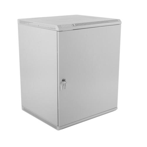 Серверный шкаф ЦМО Шкаф телекоммуникационный настенный разборный 12U (600 × 650) дверь металл (ШРН-Э-12.650.1)