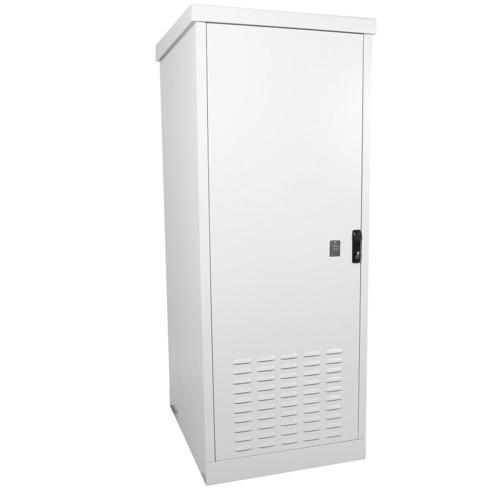 Серверный шкаф ЦМО Шкаф уличный всепогодный напольный 30U (Ш700 × Г600), две двери (ШТВ-1-30.7.6-43АА)