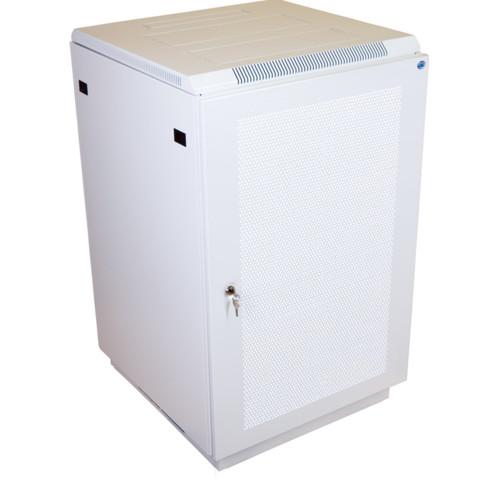 Серверный шкаф ЦМО Шкаф телекоммуникационный напольный 22U (600 × 800) дверь перфорированная (ШТК-М-22.6.8-4ААА)