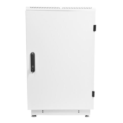 Серверный шкаф ЦМО Шкаф телекоммуникационный напольный 27U (600 × 600) дверь металл (ШТК-М-27.6.6-3ААА)