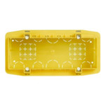 Инструмент для монтажа СКС Legrand Коробка для твёрдых стен (186х76х52)