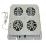 Кондиционеры для серверных шкафов Estap Вентиляторный модуль с 4 вентиляторами и выключателем для шкафов