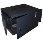 Серверный шкаф LANMASTER TWT-CBWNM-6U-6x6-BK