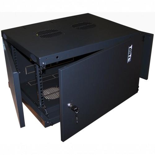Серверный шкаф LANMASTER TWT-CBWNM-9U-6x6-BK-NC1 (TWT-CBWNM-9U-6x6-BK-NC1)