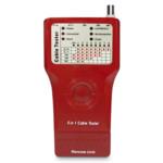 Инструмент для монтажа СКС SHIP G278 Для тестирования BNC RJ-45 RJ-11 USB IEE 1394 Fire Wire