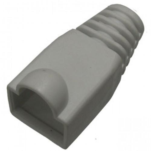 Коннектор LANMASTER защитные колпачки для кабеля (TWT-BO-6.0-GY/100)
