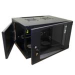 Серверный шкаф LANMASTER TWT-CBWNG-6U-6X4-BK