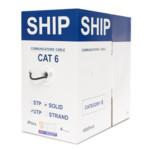 Кабель витая пара SHIP Кабель сетевой, SHIP, D165A-C, Cat.6, 305 м/б