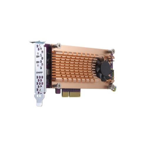 Опция для СХД Qnap QM2-2P-344 (QM2-2P-344)