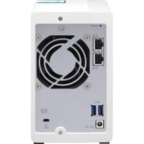 Дисковая системы хранения данных СХД Qnap TS-231K (TS-231K)
