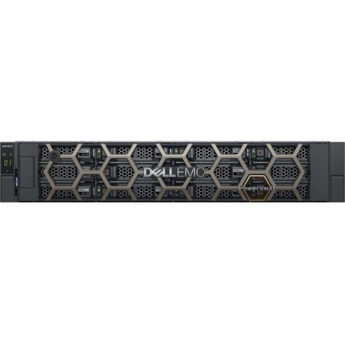 Дисковая полка для системы хранения данных СХД и Серверов Dell PowerVault ME4012 (210-AQIE-SAS12-00)