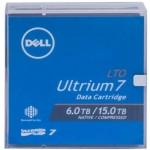 Ленточный носитель информации Dell LTO7 Tape Cartridge 5-pack (Kit)